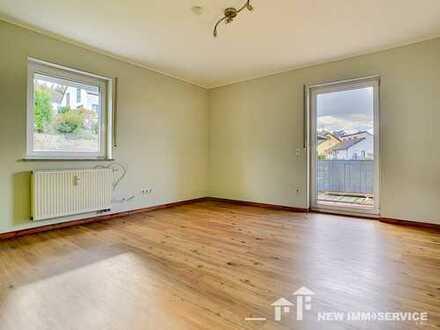 Helle 3-Zimmerwohnung mit Terrasse in Oberbillig