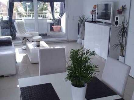 Stilvolle, geräumige und gepflegte 2-Zimmer-DG-Wohnung in Schönaich