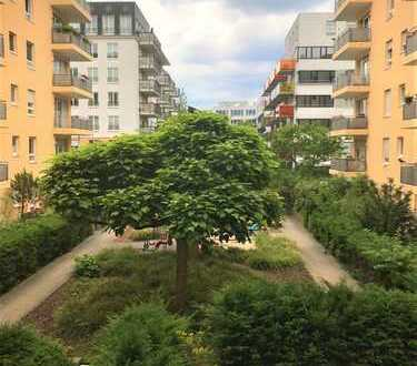 Toller Schnitt: 4 ZW mit 2 Balkonen, 2 Badezimmern, Aufzug, Garagenplatz, offene EBK in Bockenheim