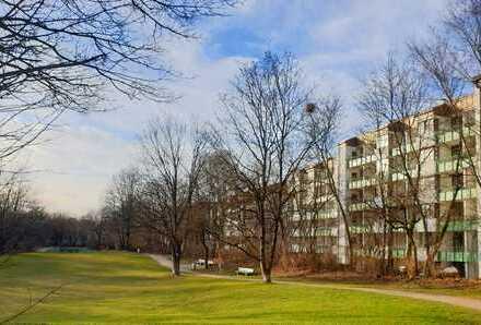 Helles 1-Zimmer-Apartment in Kleinhadern zur Kapitalanlage