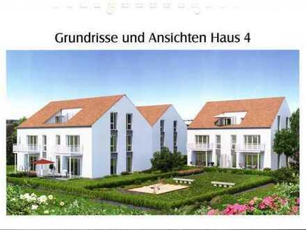 Erstbezug mit EBK und Balkon: exklusive 2-Zimmer-Dachgeschosswohnung in Ingolstadt- Friedrichshofen