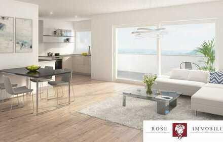 helle DG-Wohnung auf der Südseite mit 4 Zimmer - Neubau! provisionsfrei!