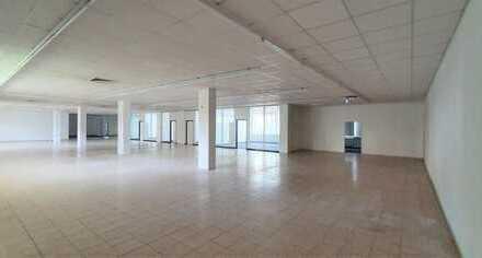 Moderne & großzügige Büroflächen nahe dem Hbf & der Uni!