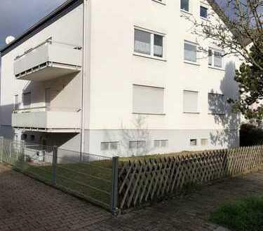 Schöne 2-Zimmer-Wohnung in Karlsruhe-Knielingen, Hochparterre