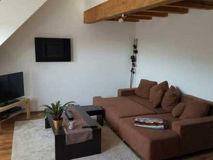 zentrale 2-Zimmer-Maisonette-Wohnung direkt am Holzmarkt (kein Balkon)!