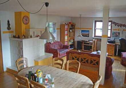 Helle, gut geschnittene 2-Zimmer Wohnung im Oberallgäu