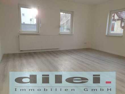 **Mönsheim - Brunnenstr. - TOP-Modernisierte 4- Zi.- Wohnung mit Einbauküche**