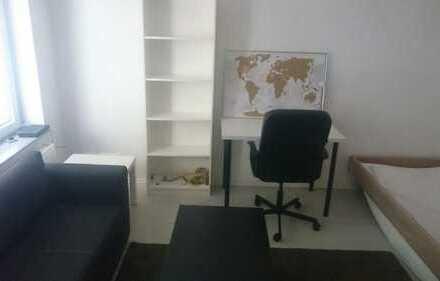 1-Zimmer Wohnung-Voll möbliert-Zentral