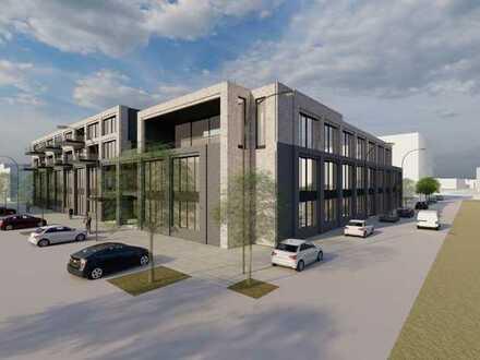Neubau - Büroetage in einzigartiger zentraler Lage Bremerhavens! bis zu 40 % Förderung möglich