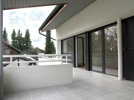 Traumhafte 2-Zimmer Dachgeschosswohnung mit sonniger Süd-West Terrasse