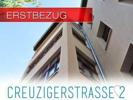 ERSTBEZUG: Raum zur Entfaltung