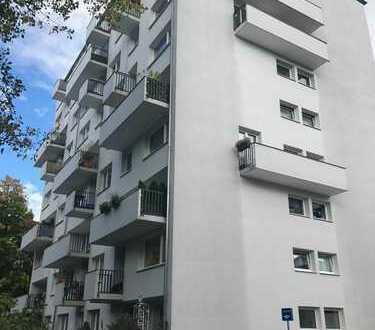 leeres 1-Zimmer-Apartment Schwabing Bestlage mit 9m² Balkon! *hochwertig saniert und möbliert!*