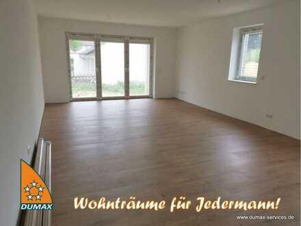 DUMAX*****Traumhafte geräumige 3 ZKB-Neubauwohnung mit Schöner Terrasse!