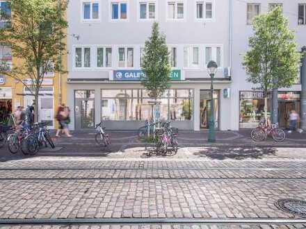 Top-Ladenfläche in der Freiburger Innenstadt