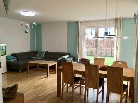 Top ausgestattete 4-Zimmer-Neubauwohnung mit Garten in Niehl
