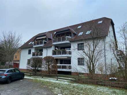 Hochwertige Maisonette-Wohnung in ruhiger Waldrandlage in BS-Querum