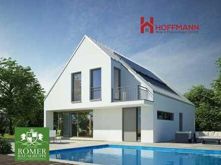 """Top """"Römer"""" EFH, 120m2 Wfl, schlüsself., incl. Grundstück Einzug in 7 Monaten!!"""