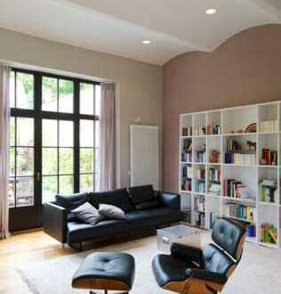 Provisionsfrei - Gartenhaus - 3 Zimmerwohnung mit großer Dachterrasse in ruhiger Lage