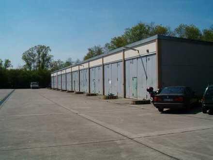 Lager-/Produktionshalle 100 m²