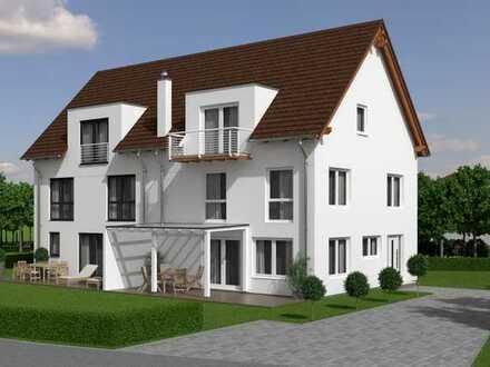 Projektierte Doppelhaushälften zu verkaufen mit Platz für die ganze Familie