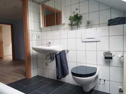 Helle, moderne Dachgeschosswohnung in Dortmund Lanstrop