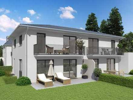 Neubauvorhaben Rudhartstraße | Ihr Familientraum – Sonnenverwöhnte Doppelhaushälfte in Untermenzing