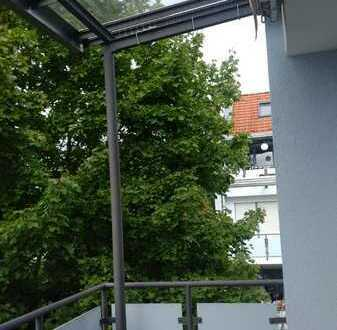 Gepflegte 2-ZKB-Wohnung mit Balkon in Königsbrunn
