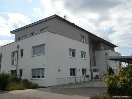 Helle 3 Zimmer Eigentumswohnung mit tollem Balkon, Aufzug und Weitblick über Büdingen