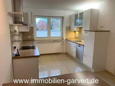 Vermietung - Große 3,5-Zimmerwohnung mit Dachterrasse in guter Lage von Borken-Gemen