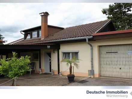 Kleines Einfamilienhaus statt Wohnung! Sulz-Mühlheim