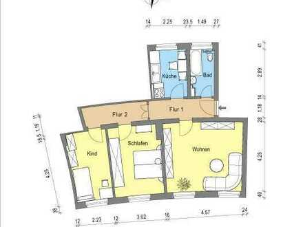 *3- Zimmerwohnung im Kießlingplatz*