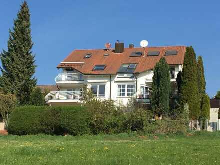 Traumhafte Doppelhaushälfte luxuriös ausgestattet und Blick ins Grüne Riedenberg, Stuttgart