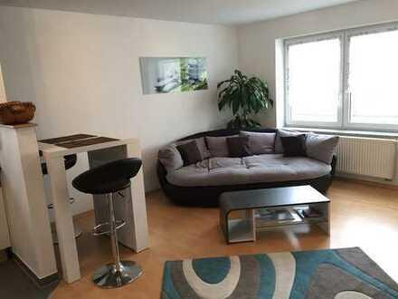 Gepflegte 2-Zimmer-Wohnung mit Balkon und EBK in Neu-Ulm/Wiley
