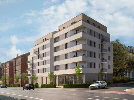 **Modernes Single-Apartment mit Balkon und EBK**
