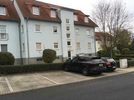 Modernisierte 2-Zimmer-Wohnung mit Balkon in Sülzenbrücken