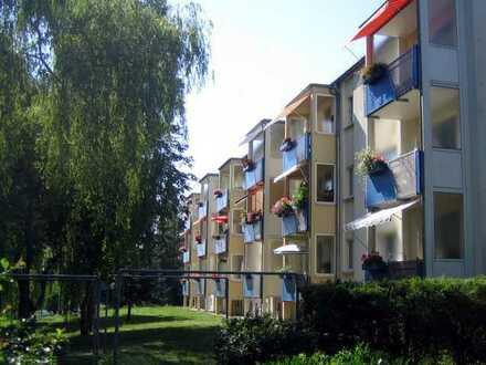 Idyllische 3-Raum-Wohnung in ländlicher Lage
