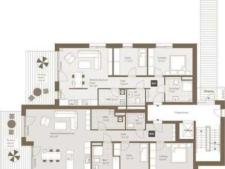EG: Wohnung Nr. 1
