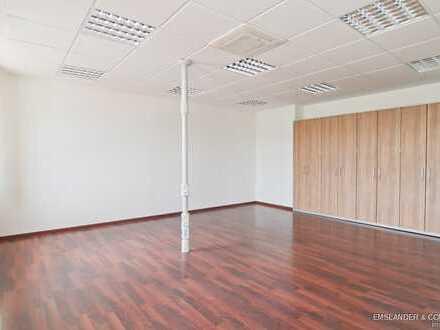 Funktionell und hochwertig - Top klimatisierte Büroeinheit in Logistikgewerbepark in Garching