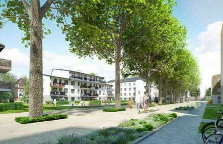 Sonnige 3-Zi.-WE mit Blick ins Grüne. Neubau, Südbalkon, Elbnähe, unschlagbarer Preis!!!