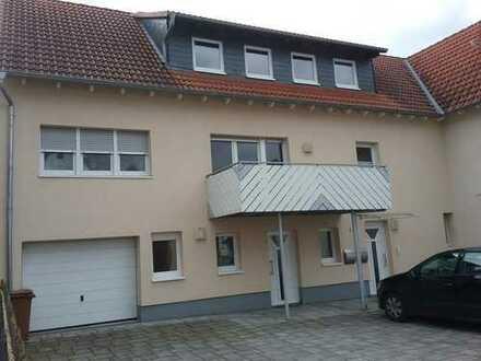 Schöne 4-Zimmer-Wohnung mit Balkon in Biebergemünd