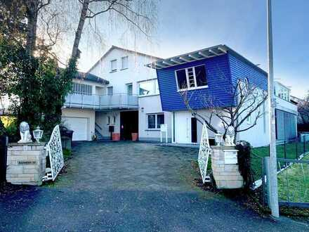 Wohnen und Arbeiten auf ca. 535 m² ! Wohnhaus mit Gewerbeanbau (ELW mögl.), gute Lage bei Göppingen