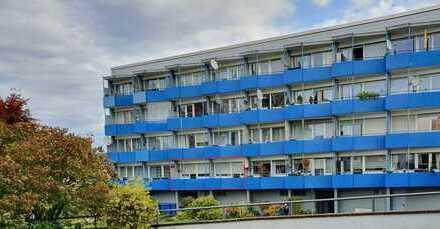 Privatverkauf*** 3-Zimmer-EG-Wohnung mit Loggia in Erbach, sofort bezugsfrei***