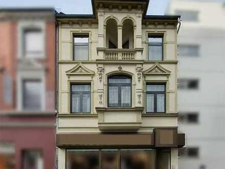 Geschäftshaus mit 3 Wohnungen in exponierter Lage