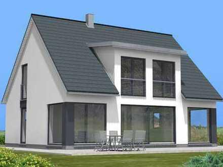 Neubau eines modernen Einfamilienhauses!