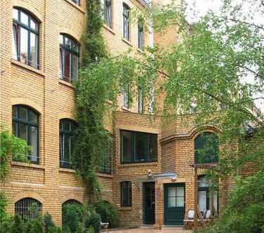 Wunderschöne, große Loft-Wohnung in Stötteritz über 2 Etagen