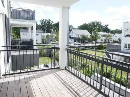 Neubau! Tolle Architektur, hochwertige Ausstattung Parkett, Design Bad, Balkon-1.OG- Do-Hohenbuschei