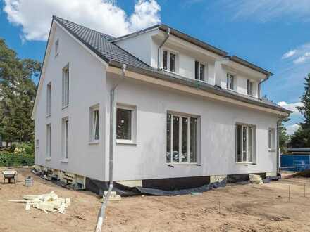 Doppelhaushälfte mit Garten in Kladow