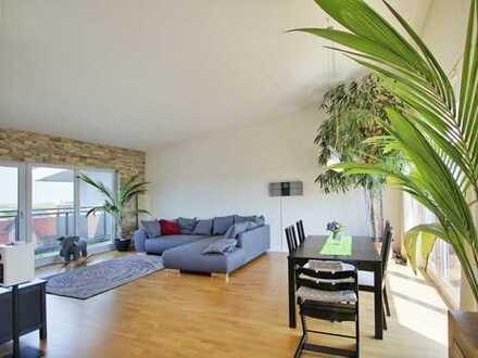 Moderne und hochwertige Maisonette-Wohnung