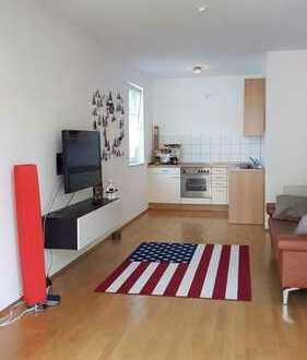 1,5-Zimmer-Wohnung mit Balkon in Offenbach Westend