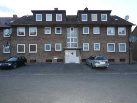 RESERVIERT!! Sehr gepflegte 2-Zimmer-Dachgeschoss-Eigentumswohnung, nahe der niederländischen Grenze